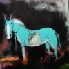 Malerei von Simon Odischo