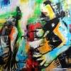 Malerie von Simon Odischo