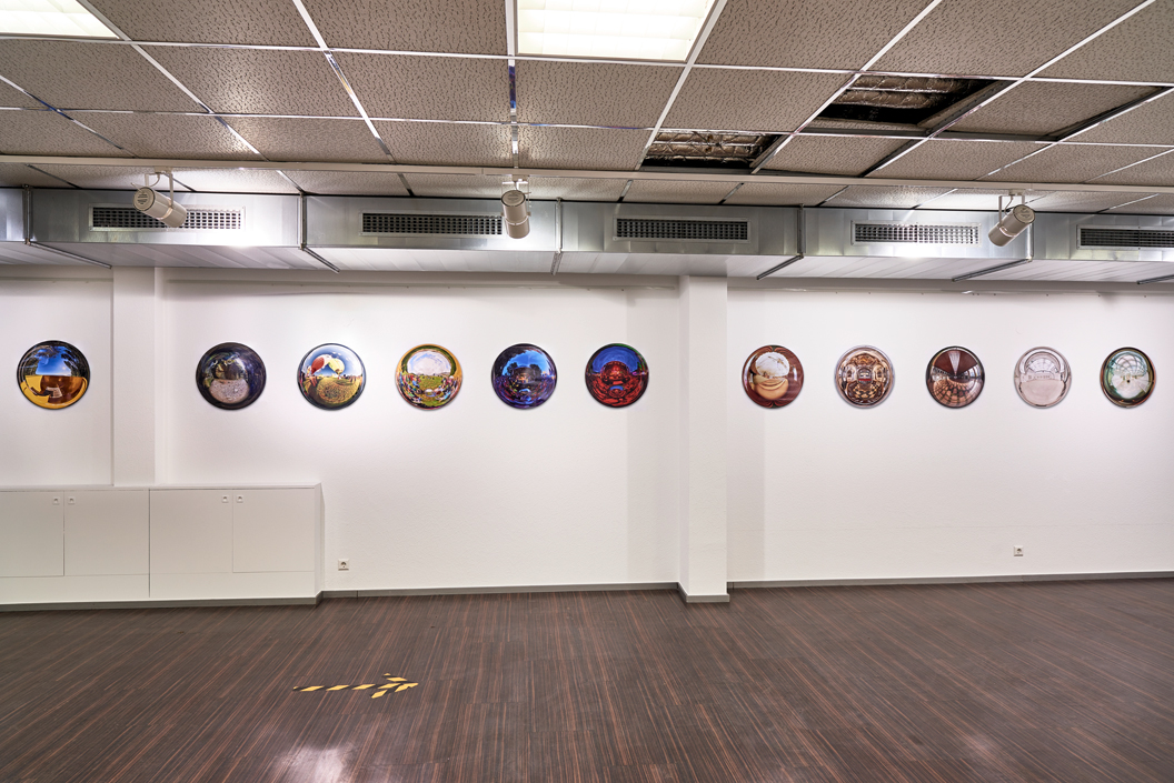 """Ausstellung """"""""Art Intermezzo"""" in der Städtischen Galerie Filderstadt mit aHBKE und Küfis"""