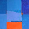Ulrike Holzapfel: Ohne Titel, Öl auf Pappe, 70 x 100 cm