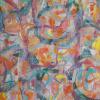 Claudia Krug: turbulence, Gouache, 70 x 100 cm