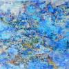 Anita Raisch: Ohne Titel, Öl auf Leinwand, 100 x 120 cm