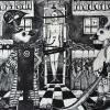 Michael Schmidt: Richter 19,29, Tinte auf Papier, 24 x 25 cm (Zeichnung 17,5 x 18,5 cm)