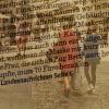 Wolfgang Strähler: 2021 - Text 1, Foto / Montage, gedruckt auf Hahnemühle Matt FineArt, 30 x 42 cm