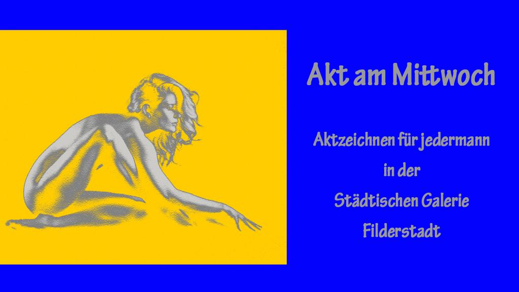 Künstler der Filder e.V. Aktzeichnen für alle