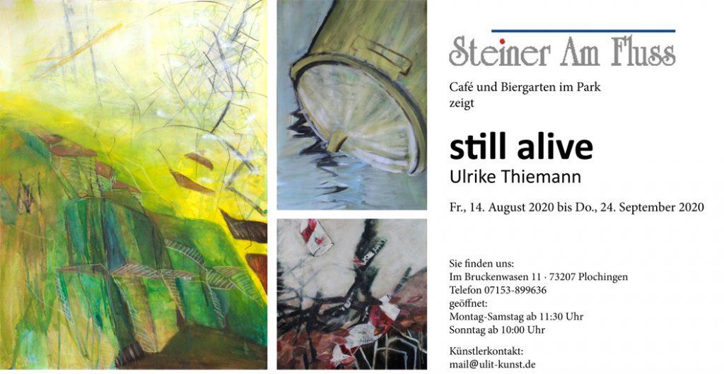 Einladung Ulrike Thiemann still alive